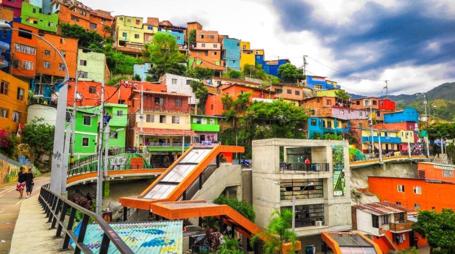 Medellin stad
